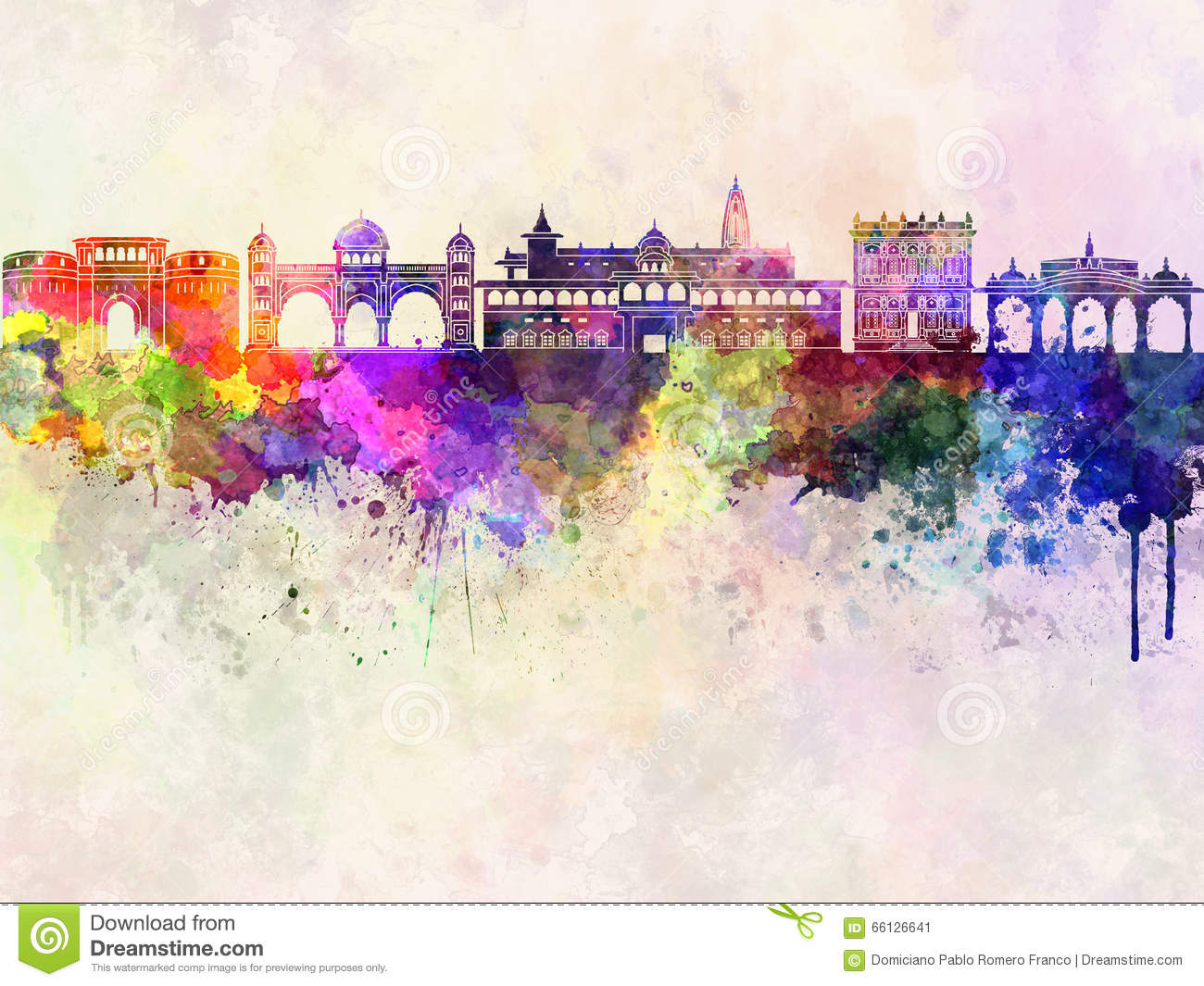 Pune Stock Illustrations.