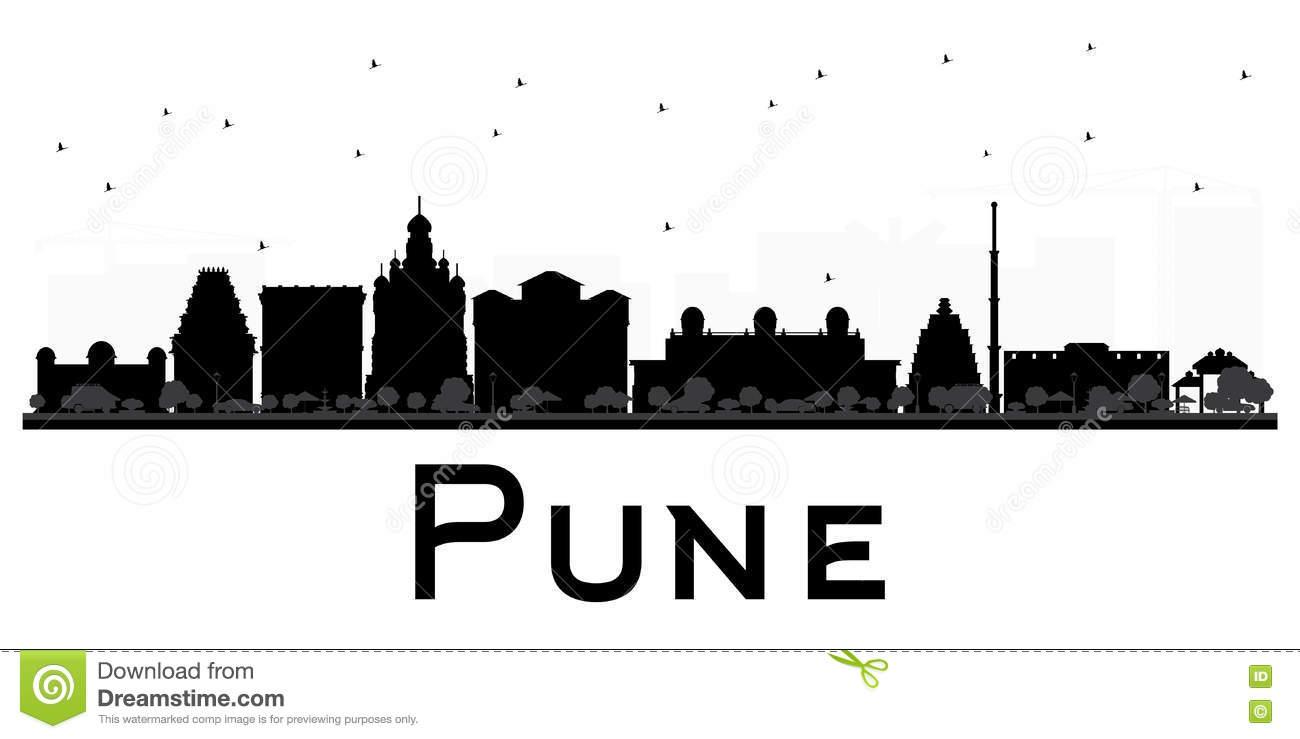Pune city clipart #13
