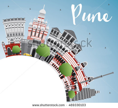 Pune Stock Images, Royalty.