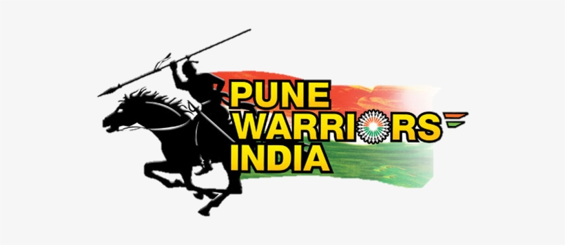 Pune Warriors India Logo.