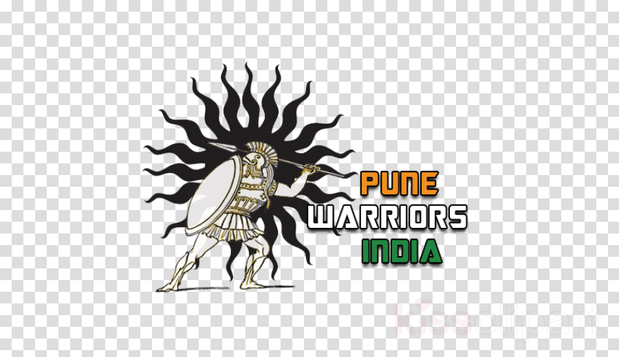 Pune Warriors Logo Png.