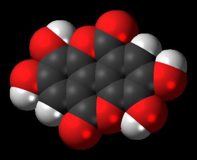 Ellagic acid.