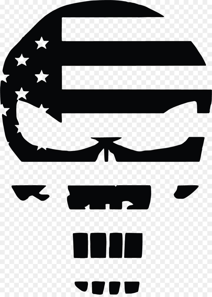 Punisher Logo png download.