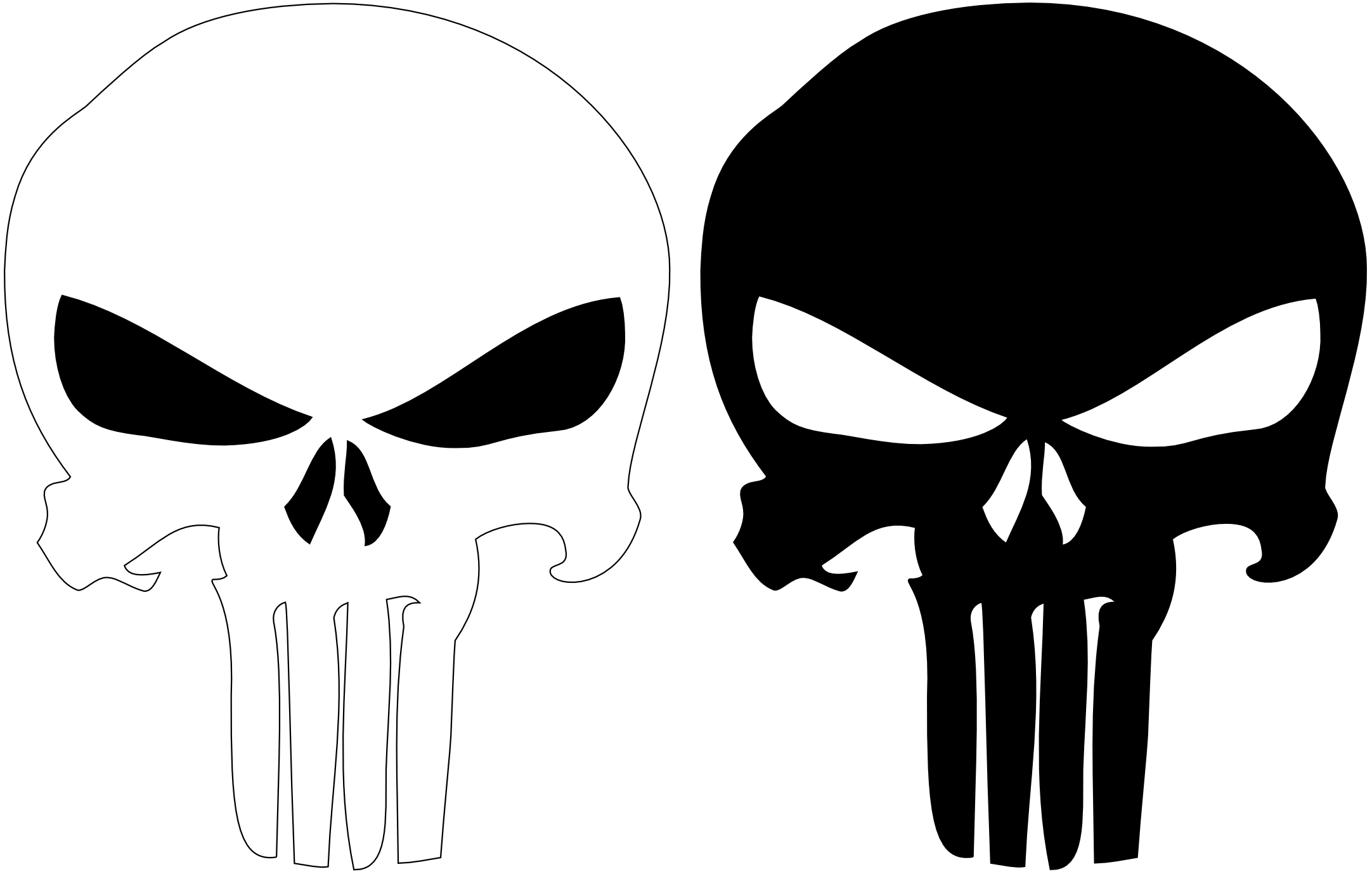 Free Punisher Skull Cliparts, Download Free Clip Art, Free.