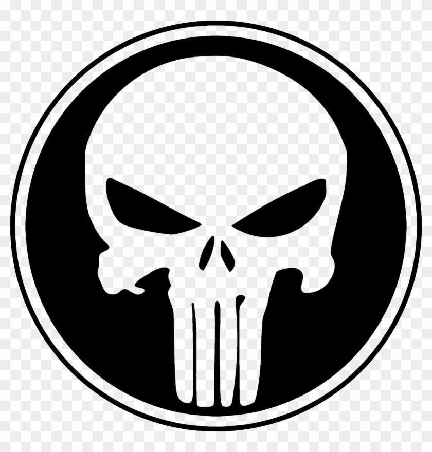 Thomas Jane Punisher Skull, HD Png Download.