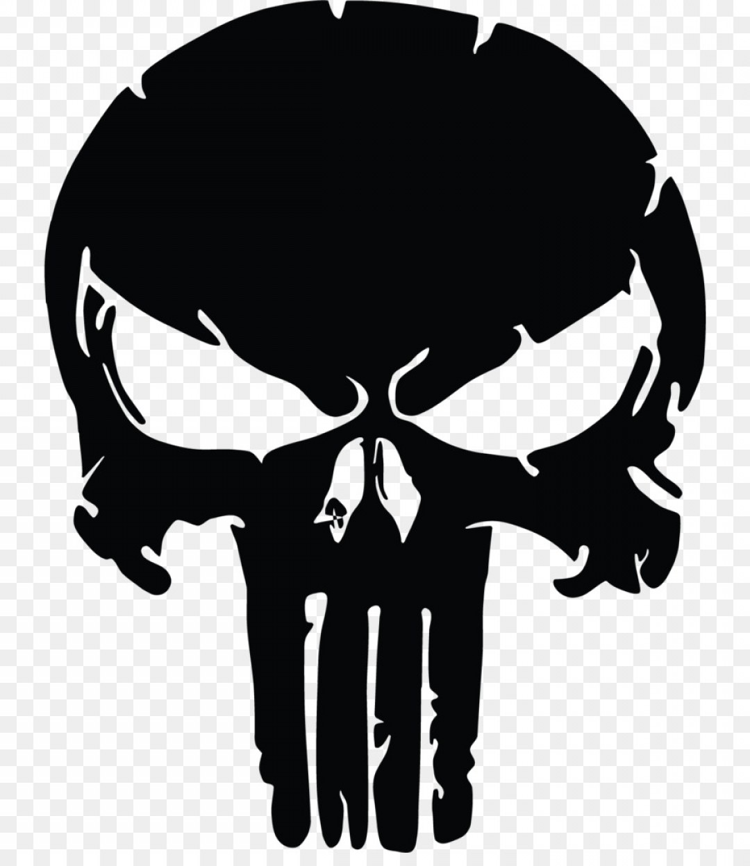 Png Punisher Vector Graphics Cdr Clip Art Autocad Dxf.