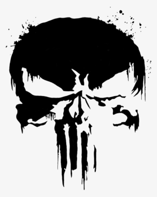 Punisher Skull PNG, Transparent Punisher Skull PNG Image.
