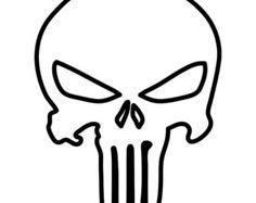 Punisher Skull Clipart Clipground