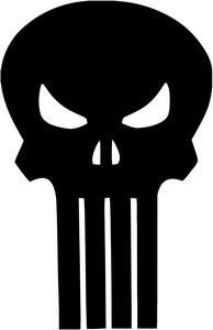 Punisher Clipart.