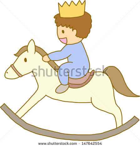 Wooden Horse Stock Photos, Royalty.