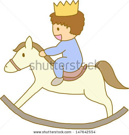 Wooden Horse Stock Photos, Royalty.