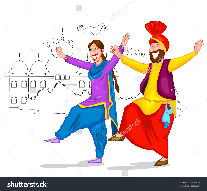 Punjab Clipart.