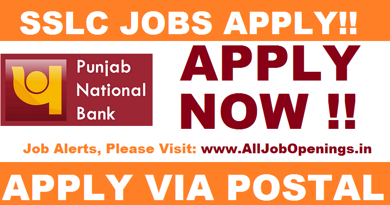 Punjab National Bank Recruitment for Hockey Players Posts in.