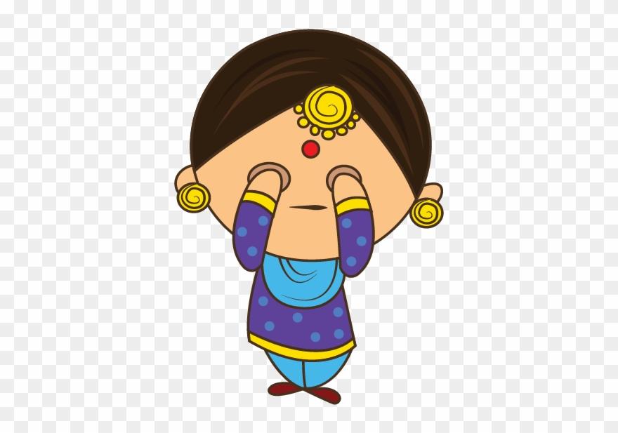 Punjabi Woman.