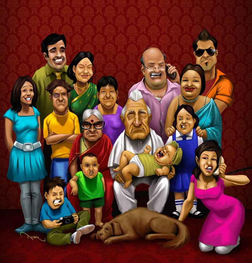 15 Main Characteristics of Joint Family System in India (1262 Words).