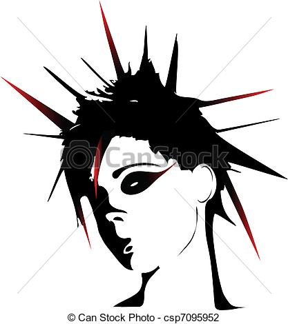 Punk Illustrations and Clip Art. 7,639 Punk royalty free.