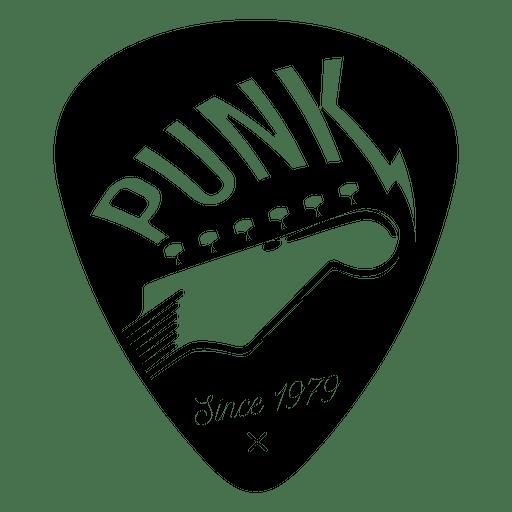 Punk logo.