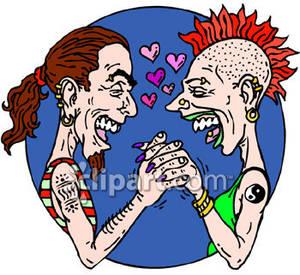 Punks In Love.