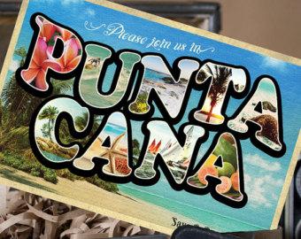 Punta Cana Clipart.