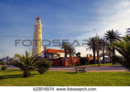 Stock Photo of Punta del Este k23016574.