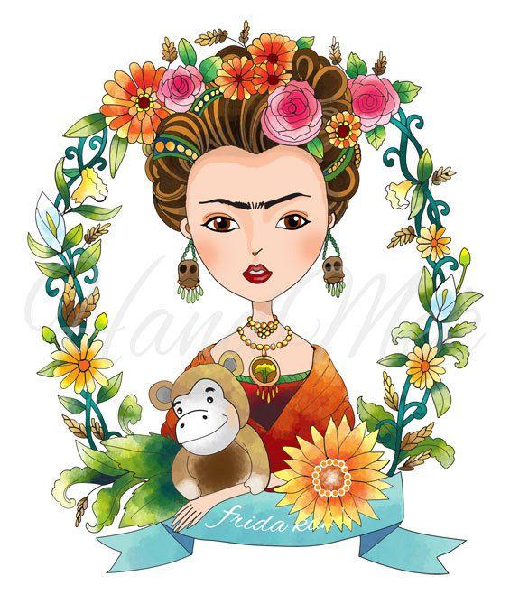 1000+ images about Frida Kahlo. on Pinterest.
