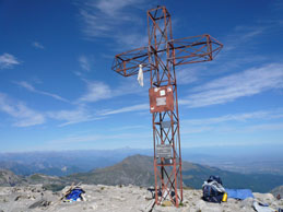 Monte Marguareis.
