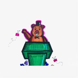 PNG Punxsutawney Phil Cliparts & Cartoons Free Download.