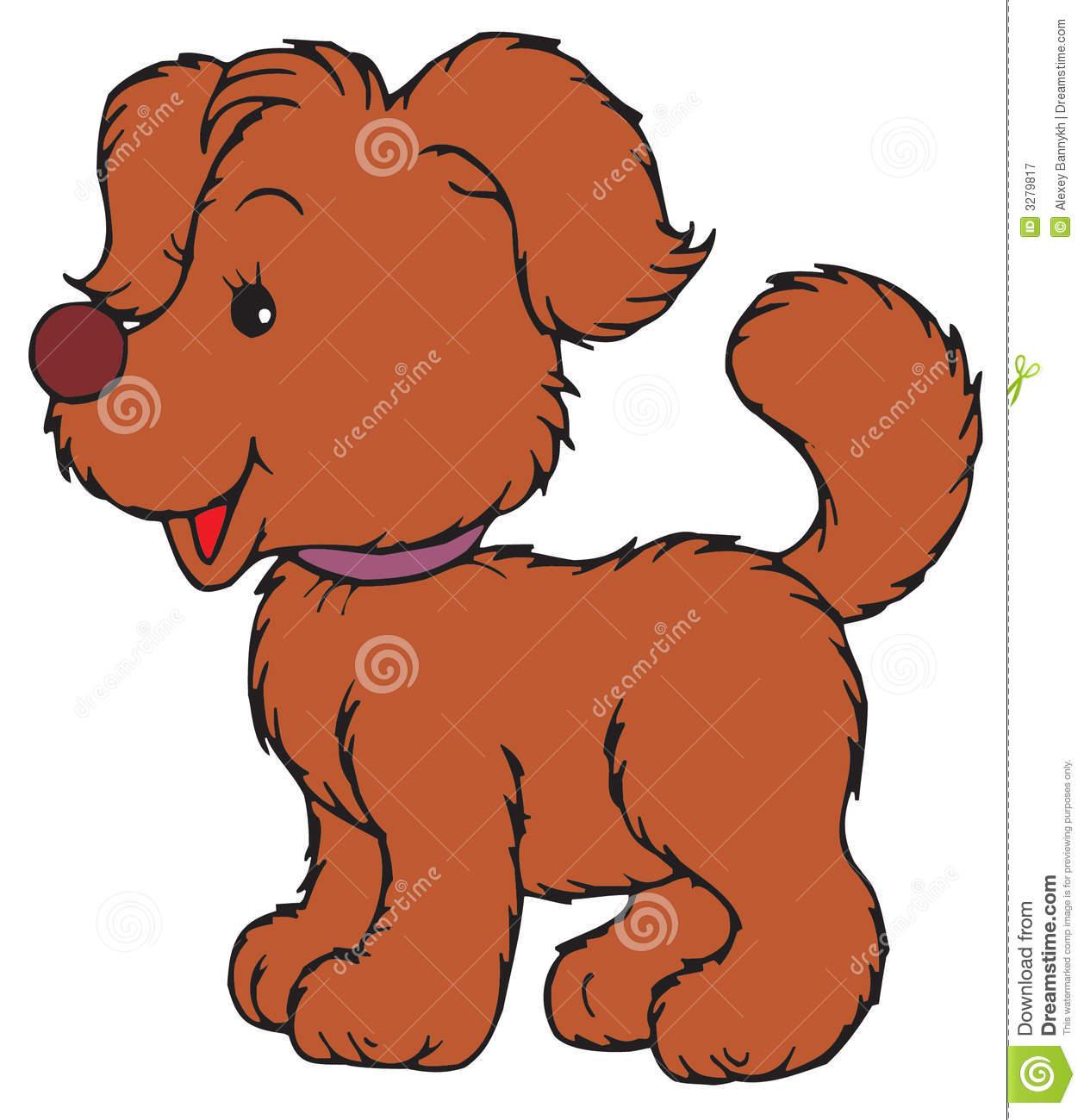 Puppy (vector Clip.
