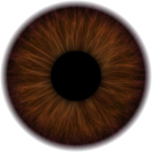 Eye Pupil PNG Image.