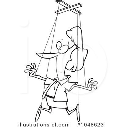 Puppet Clipart.
