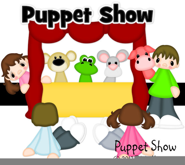 Free Puppet Clipart.