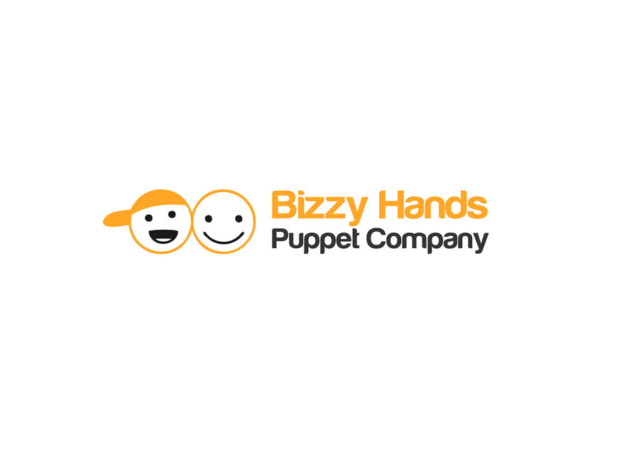 Entry #11 by rifat0101khan for Logo for Bizzy Hands Puppet.