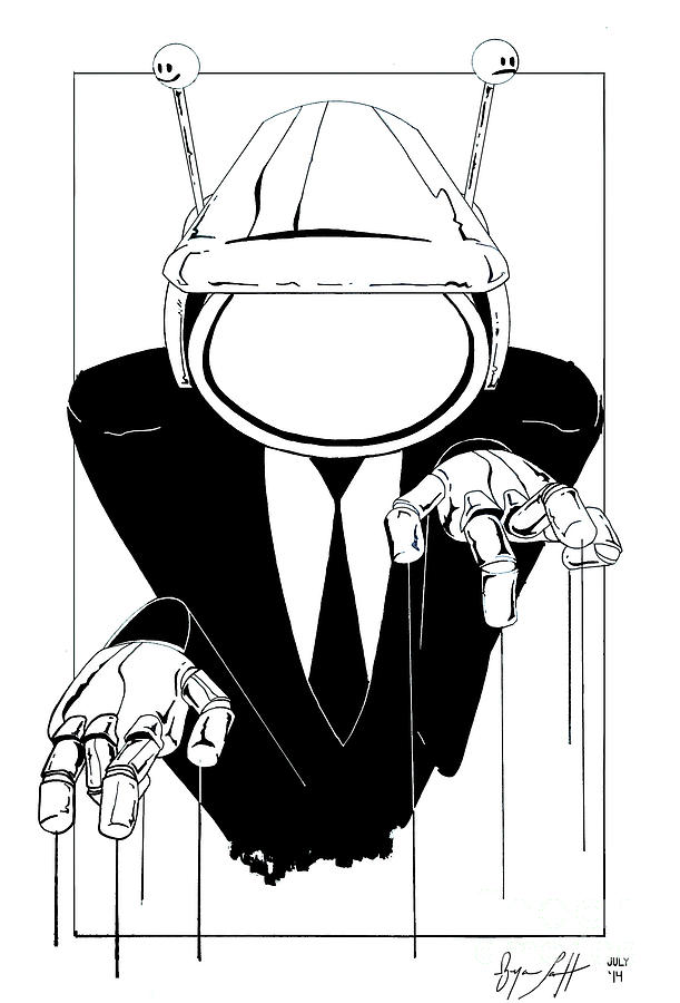 The Puppet Master.