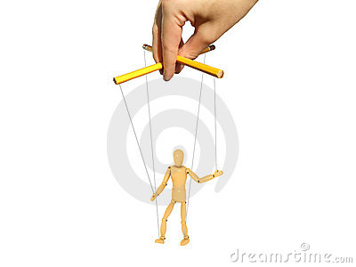 Puppet Master Clipart.