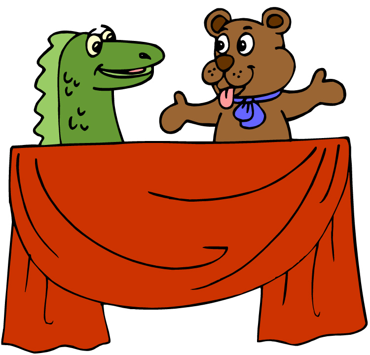 Puppet Show Pictures.