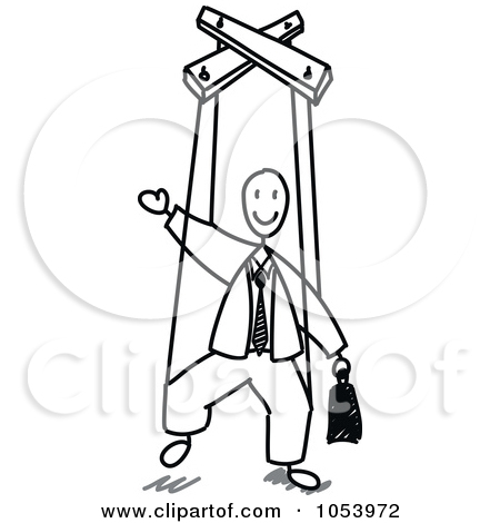 Puppeteer clipart #13