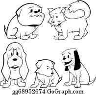 Puppies Clip Art.