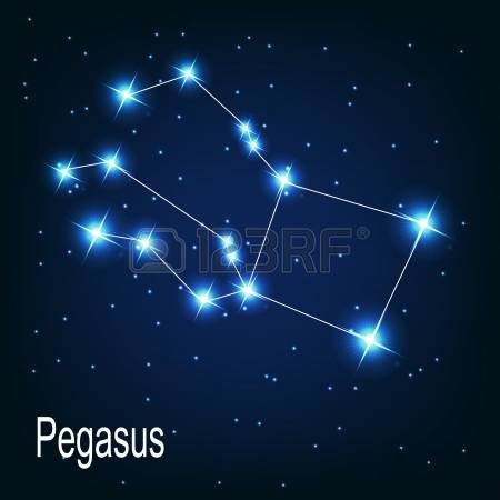 25,962 The Constellation Stock Vector Illustration And Royalty.