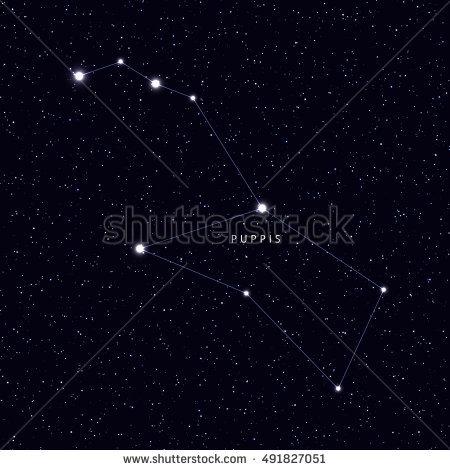 Constellation Chart Stock Photos, Royalty.