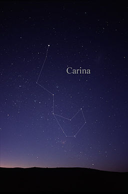 Carina (constellation).