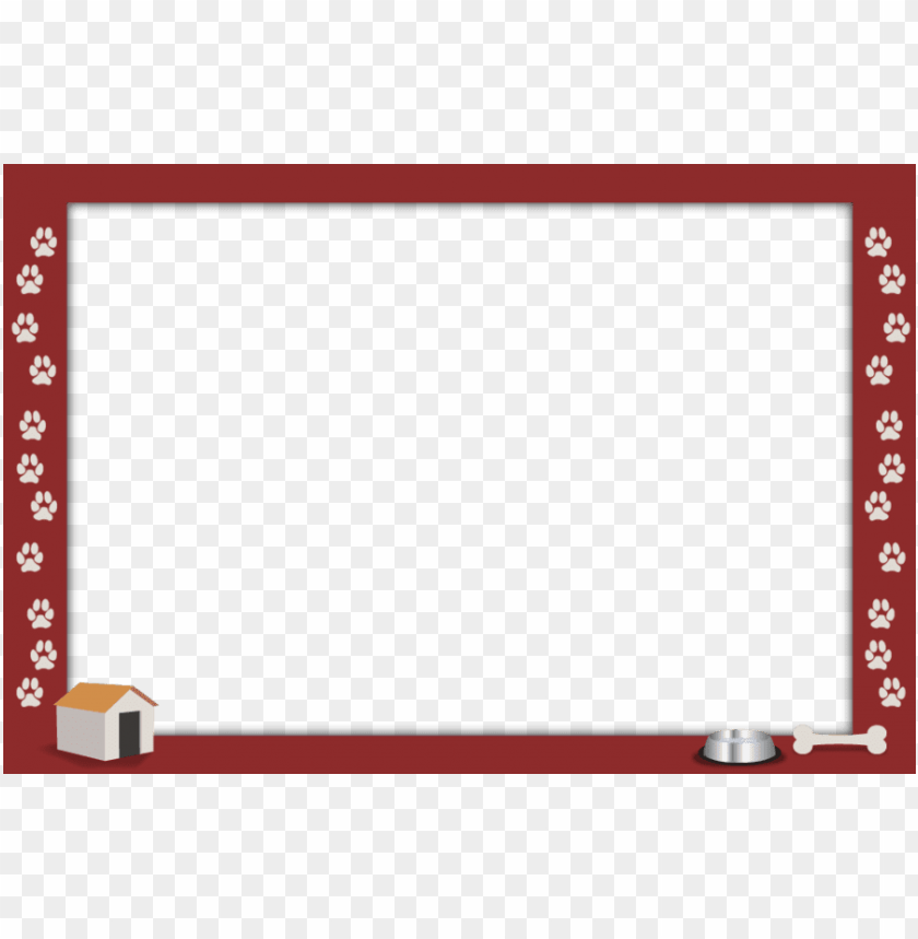 dog border png clipart dog borders and frames puppy.