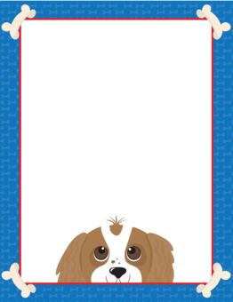 Free Puppy Border Cliparts, Download Free Clip Art, Free.
