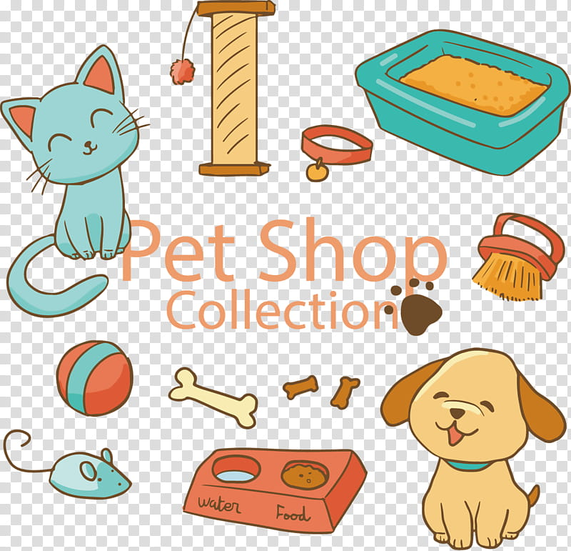 Dog And Cat, Puppy, Chow Chow, Pet, Hamster, Animal, Drawing.