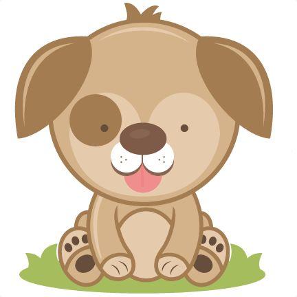 Free puppy clip art.