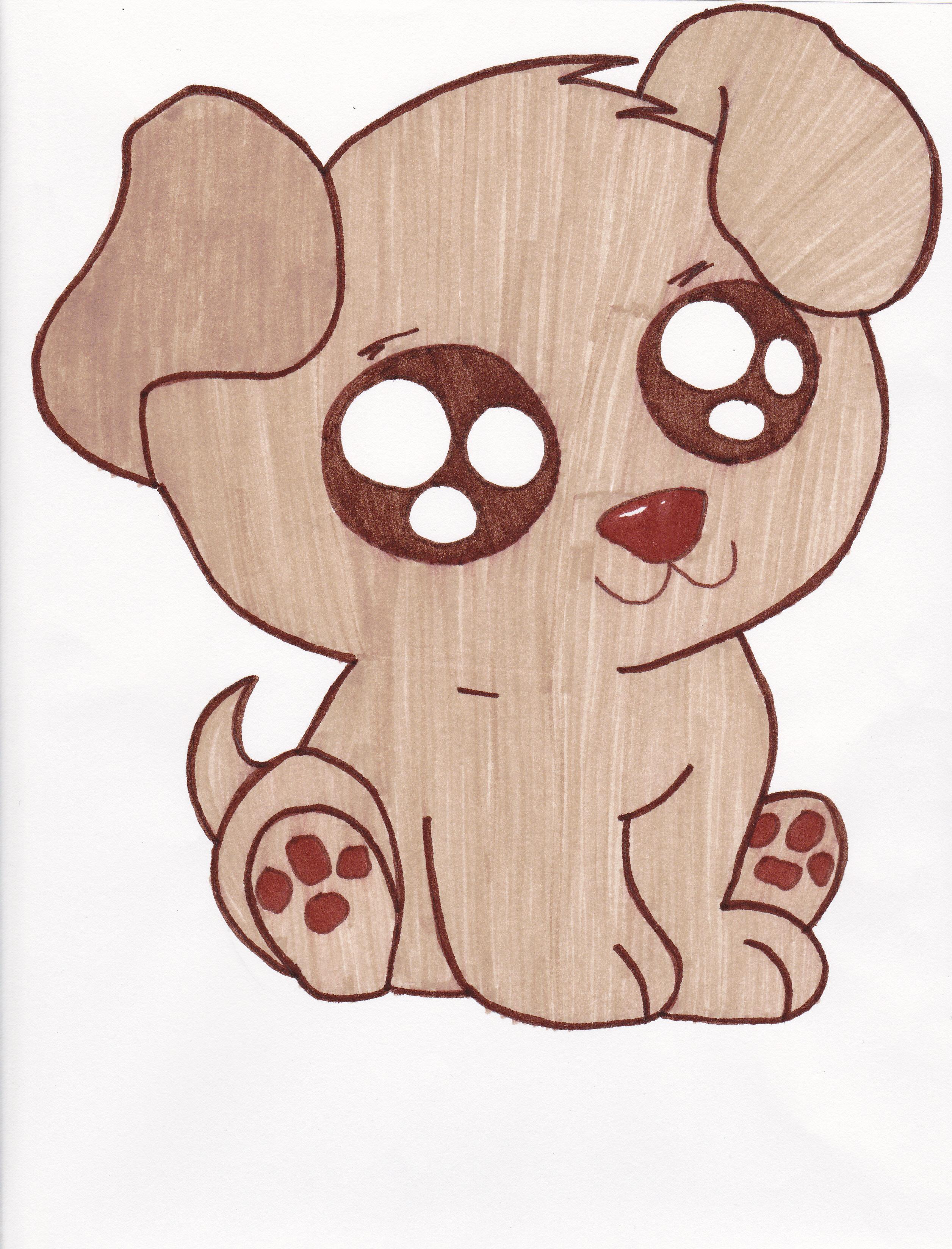 Free Cute Cartoon Puppies, Download Free Clip Art, Free Clip.