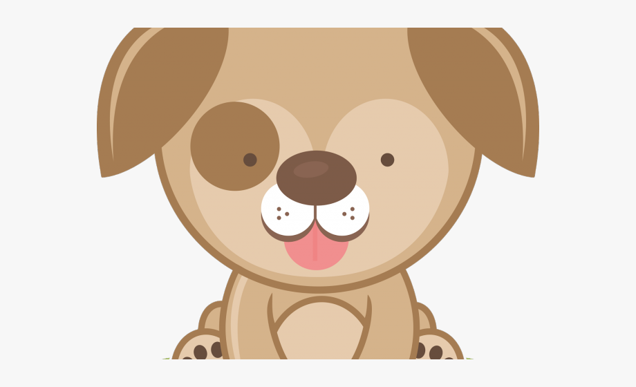 Cute Puppy Clipart.