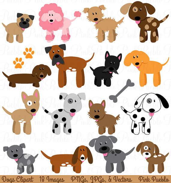 Free Puppy Clipart Images.