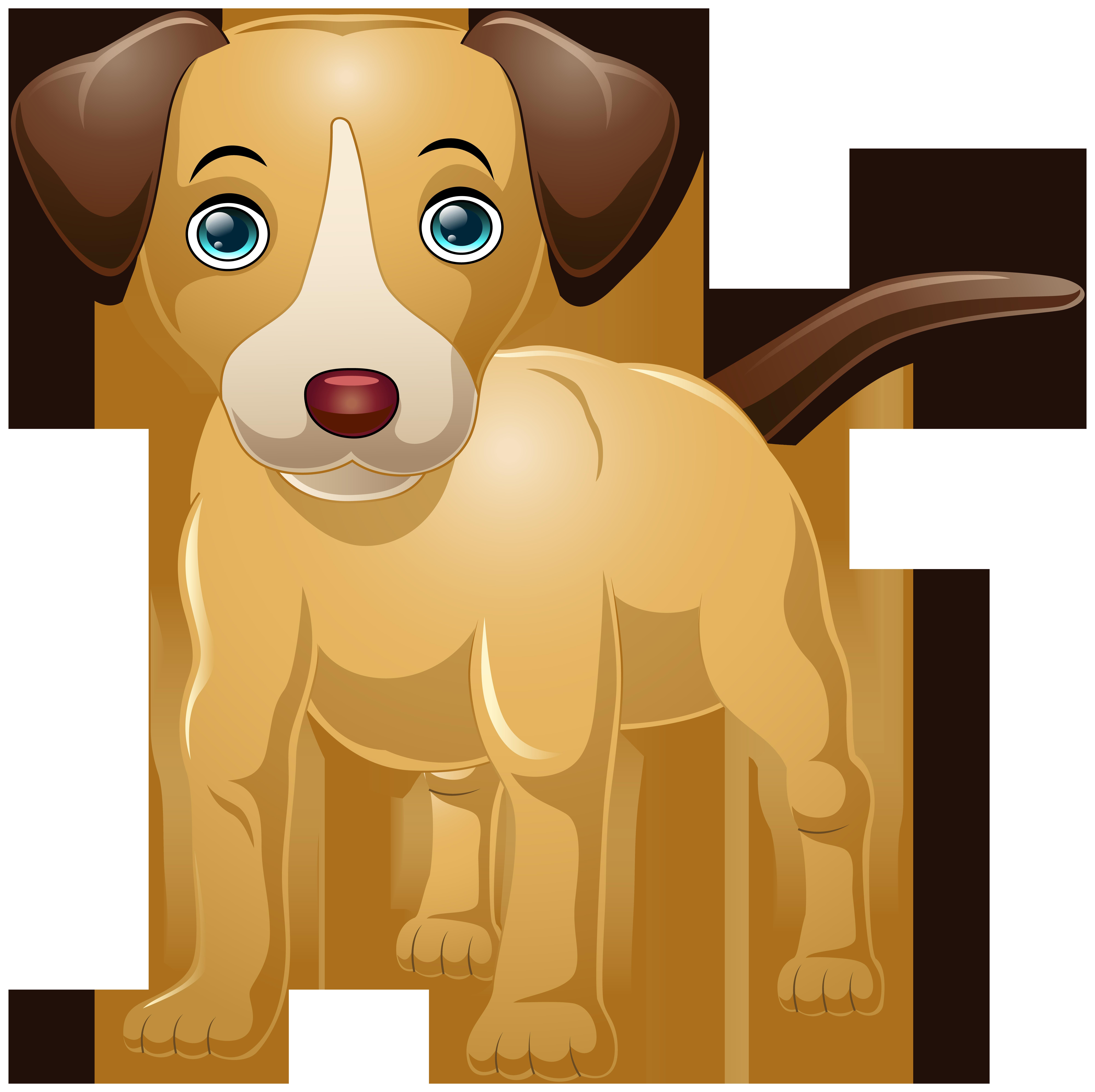 Puppy Dog breed Cartoon.