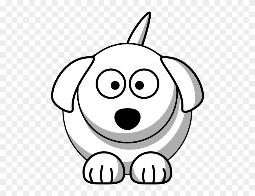 Puppy Dog Face Clip Art.