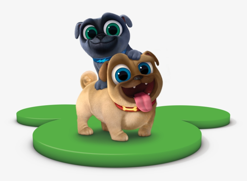 Puppy Dog Pals.